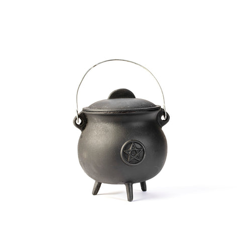 "Pot Bellied Gift Cauldron - 7 1/2"" Diameter"