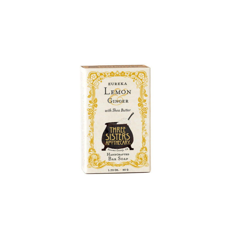 Eureka Lemon & Ginger Bar Soap