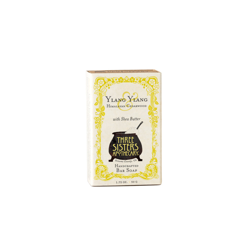 Ylang Ylang & Cedar Bar Soap 4.75 oz