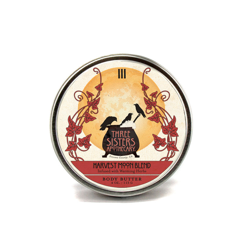 Harvest Moon  - 4 oz Body Butter