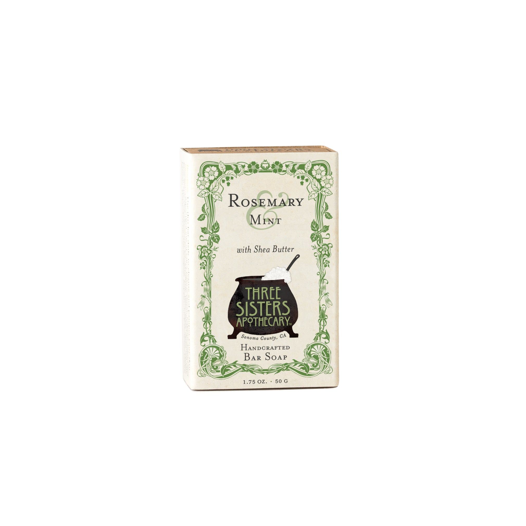 Rosemary & Mint Bar Soap