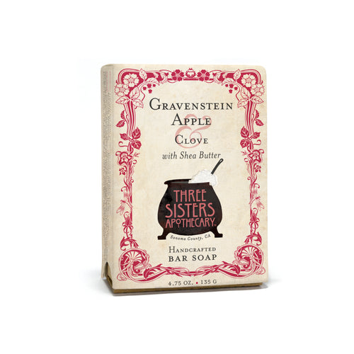 Gravenstein Apple & Clove Bar Soap 4.75 oz