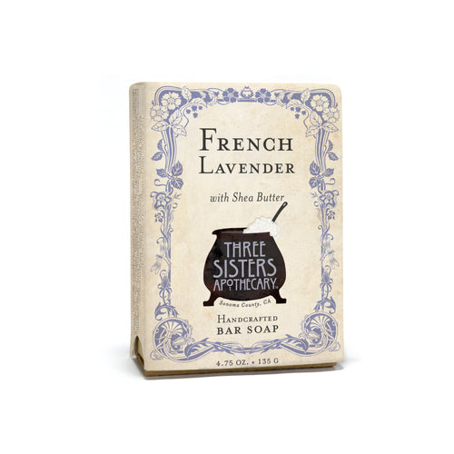 French Lavender Bar Soap 4.75 oz