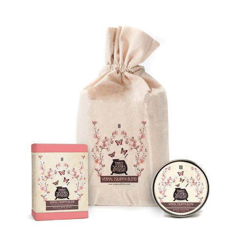 Vernal Equinox Bar Soap and Body Butter Gift Set