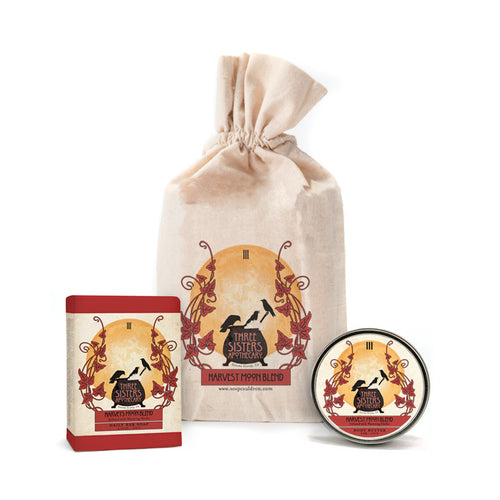 Harvest Moon Bar Soap and Body Butter Gift Set