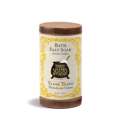 Ylang Ylang Bath Salt Soak