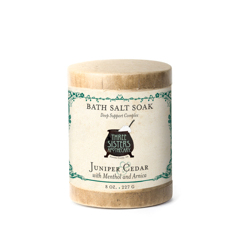 Juniper & Cedar Bath Soak