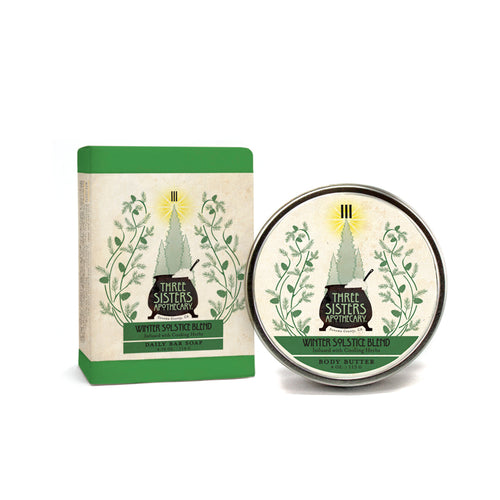 Winter Solstice - 4 oz Body Butter