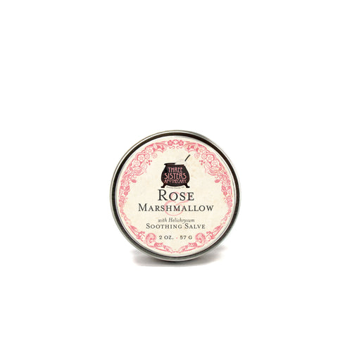 Rose & Marshmallow Soothing Salve 2 oz