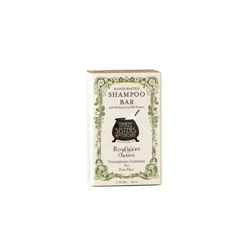 Rosemary & Orange Clarifying Shampoo Bar 1.75oz
