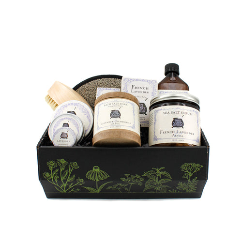 French Lavender Essentials Gift Collection