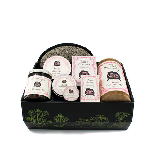 Rose & Coconut Gift Collections