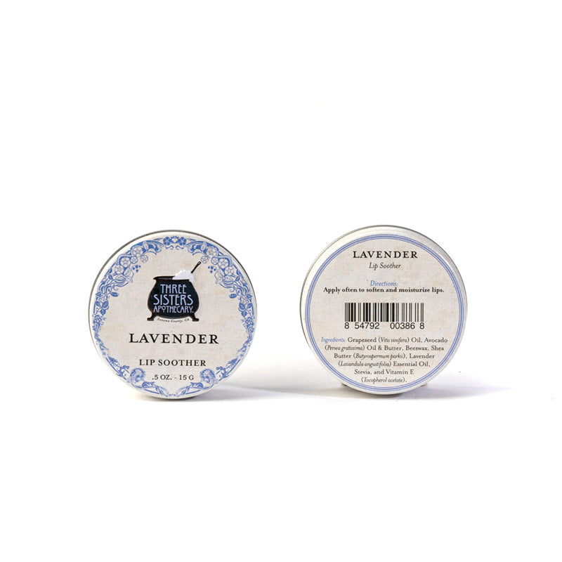 Lavender Lip Soother 0.5 oz