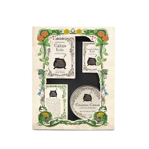 Three Sisters Therapeutic Boxed Gift Set