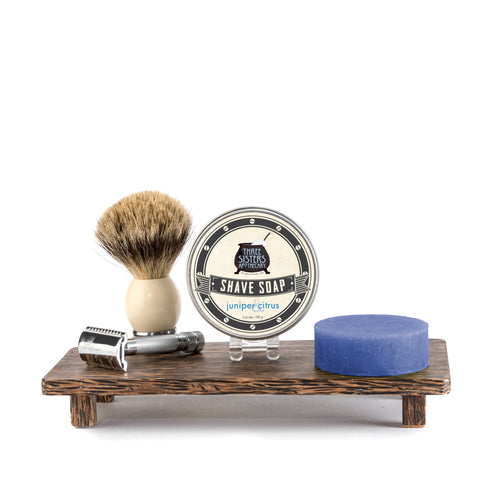 Juniper & Citrus Shave Soap 3.5 oz.