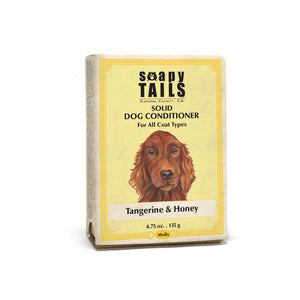 Soapy Tails Solid Conditioner Bar - All Coat Types