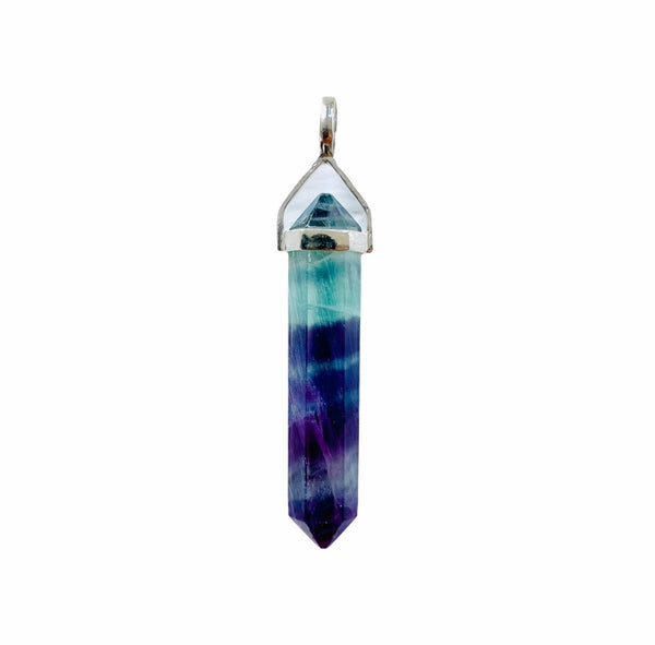 Malachite AURA Set (silver)