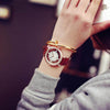 Image of Watch Neutral Personality Simple Unique Wrist Watches Men Woman