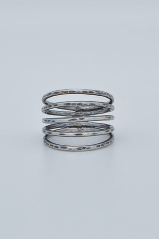 Five Band Ring