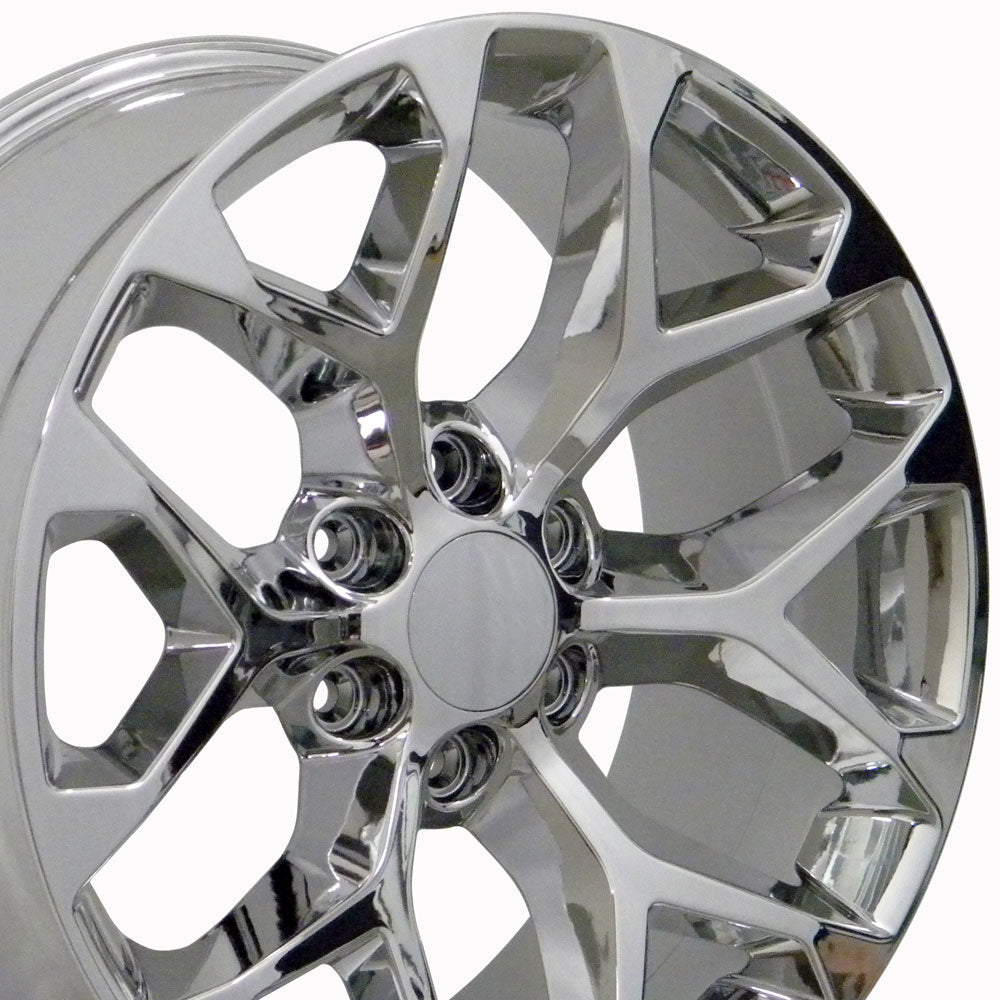 Rim of the Week: Snowflake Wheels