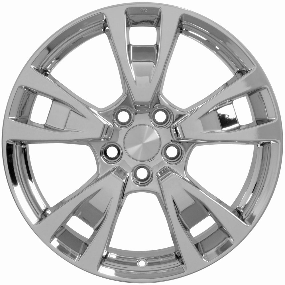 "19"" Fits Acura - TL Style Replica Wheel - Chrome 19x8 