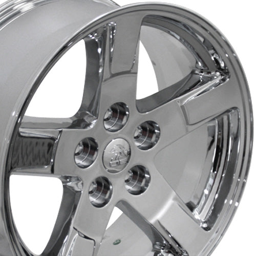 "20"" Fits Dodge - Ram Style Replica Wheel - Chrome 2x9 