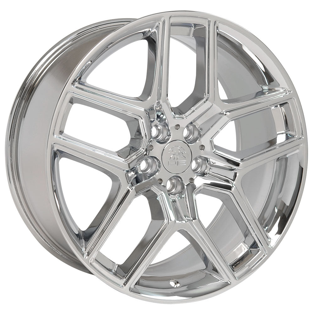 "20"" Fits Ford Explorer Replica Wheel - Chrome 2x9 
