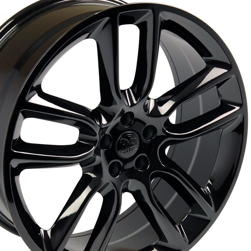 "22"" Fits Ford - Edge Style Replica Wheel - Gloss Black 22x9 
