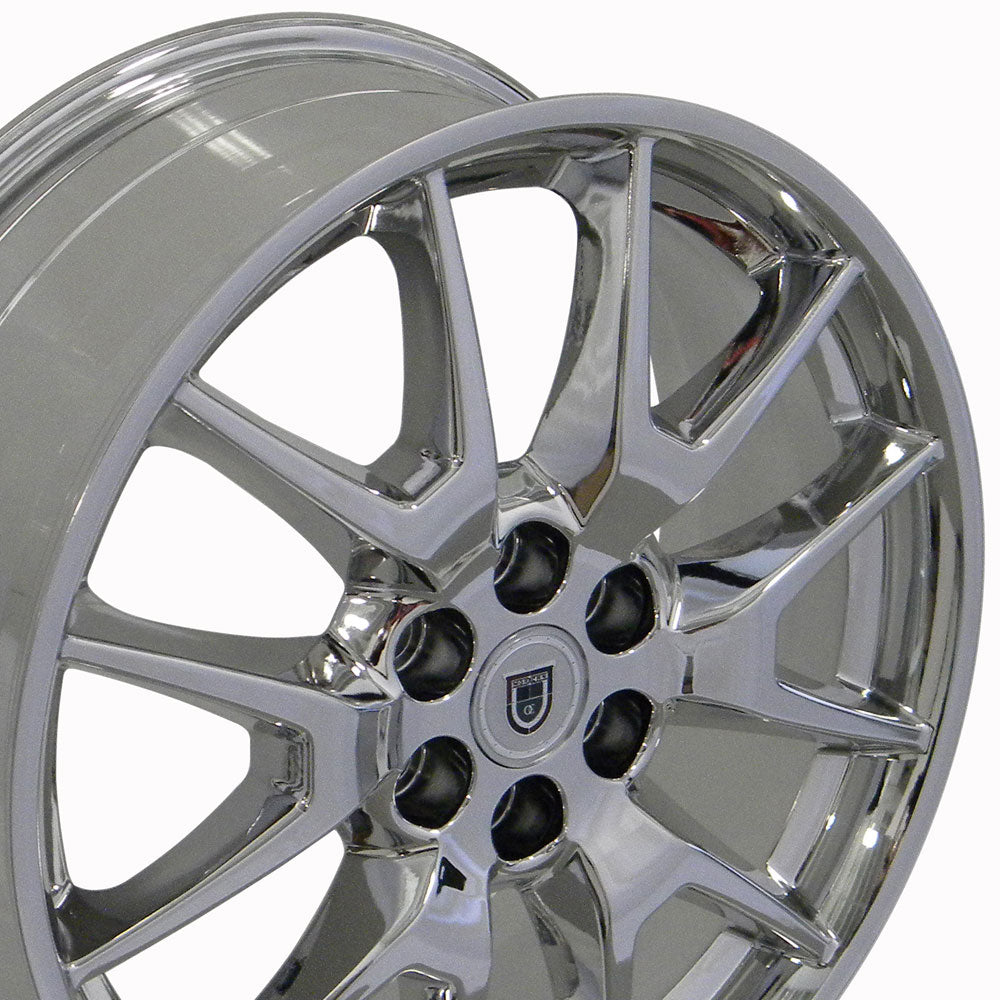 "20"" Fits Cadillac - SRX Style Replica Wheel - Chrome 2x8 