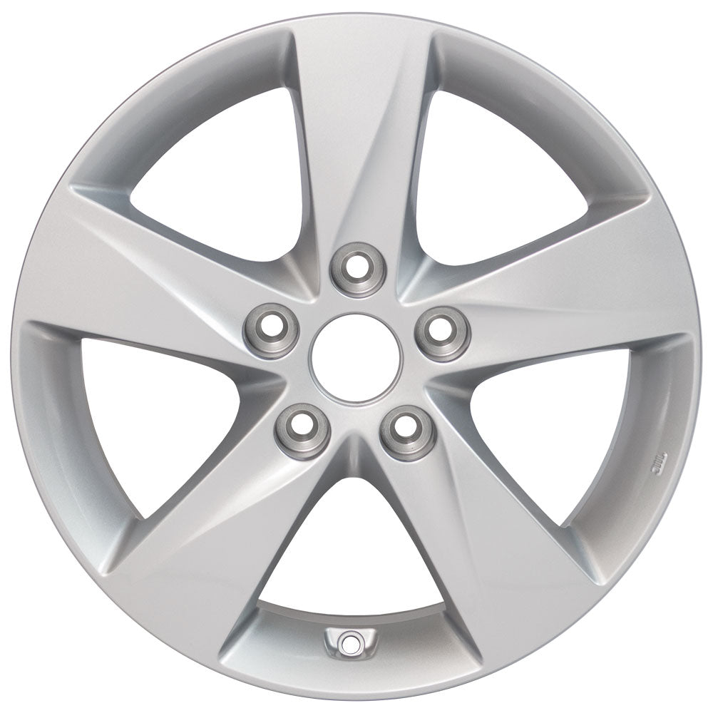 "16"" Hyundai - Genesis OEM Wheel - Silver 16x6.5 