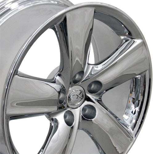 "18"" Fits Lexus - LS 46 Wheel - Chrome 18x8 