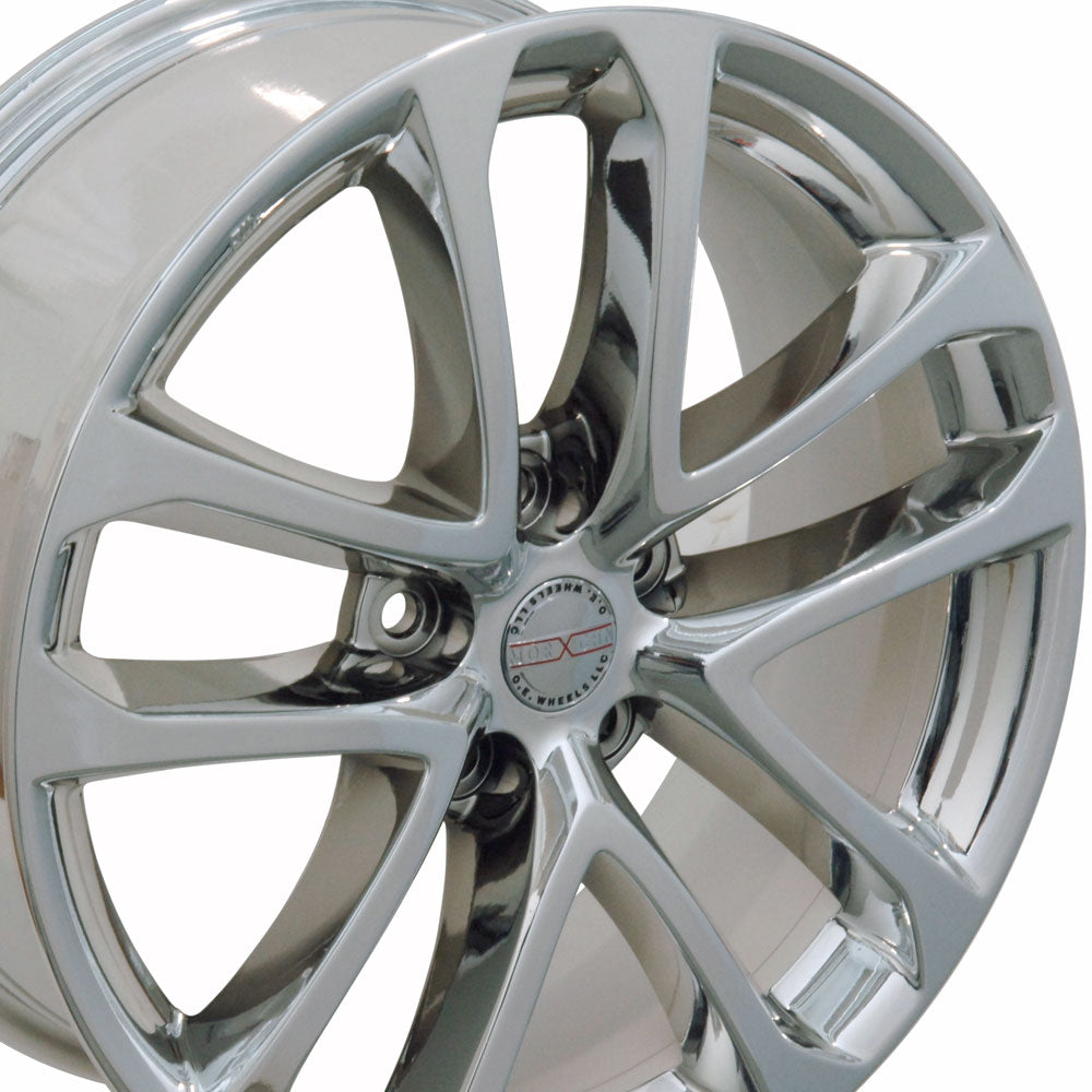 "18"" Fits Nissan - Altima Style Replica Wheel - Chrome 18x7.5 