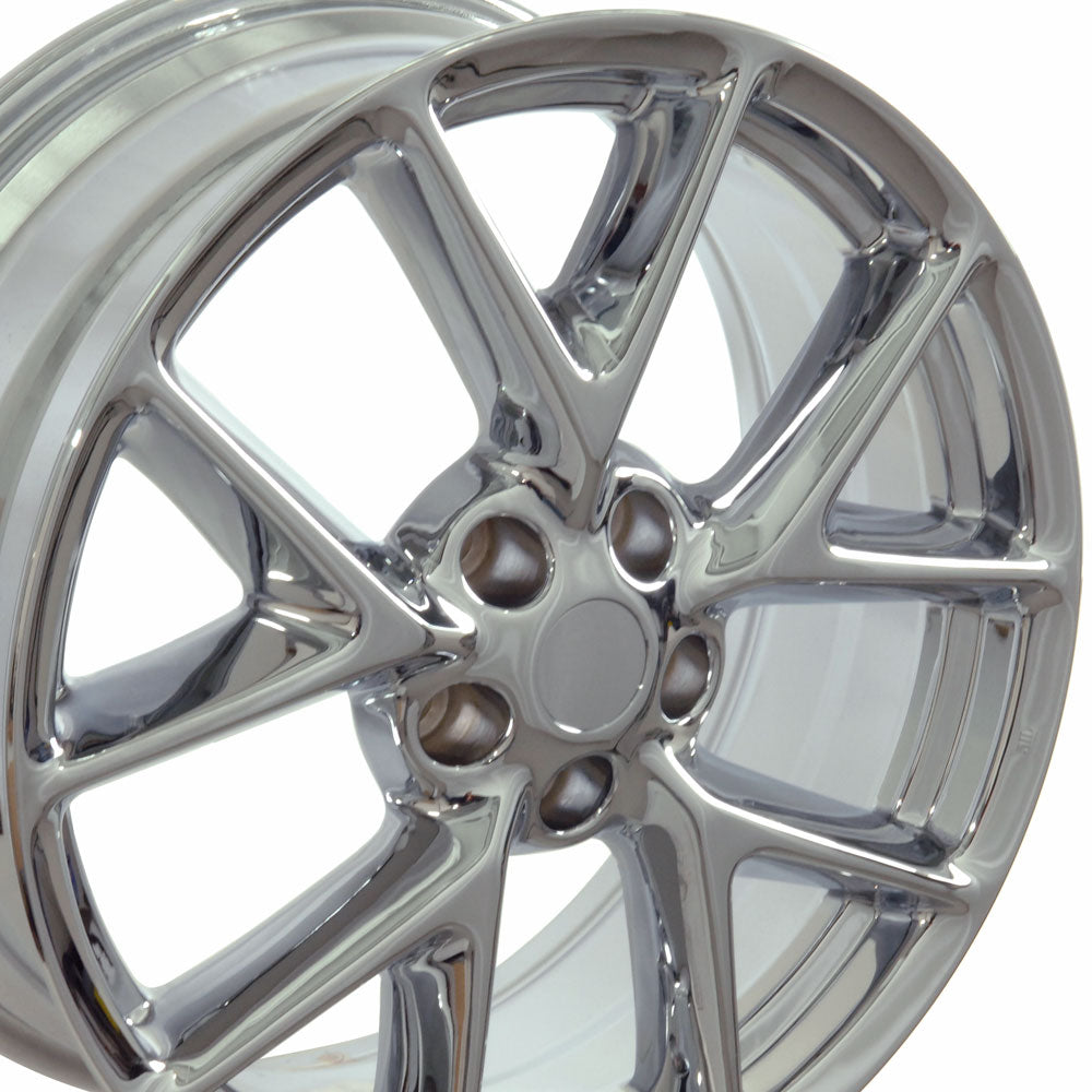 "19"" Fits Nissan - Maxima Style Replica Wheel - Chrome 19x8 