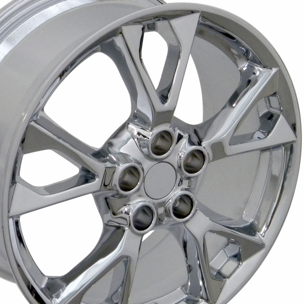 "18"" Fits Nissan - Maxima Style Replica Wheel - Chrome 18x8 