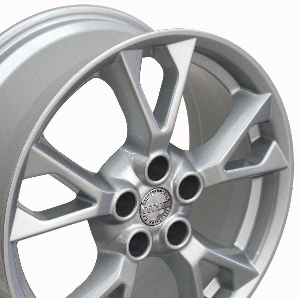 "18"" Fits Nissan - Maxima Style Replica Wheel - Silver 18x8 