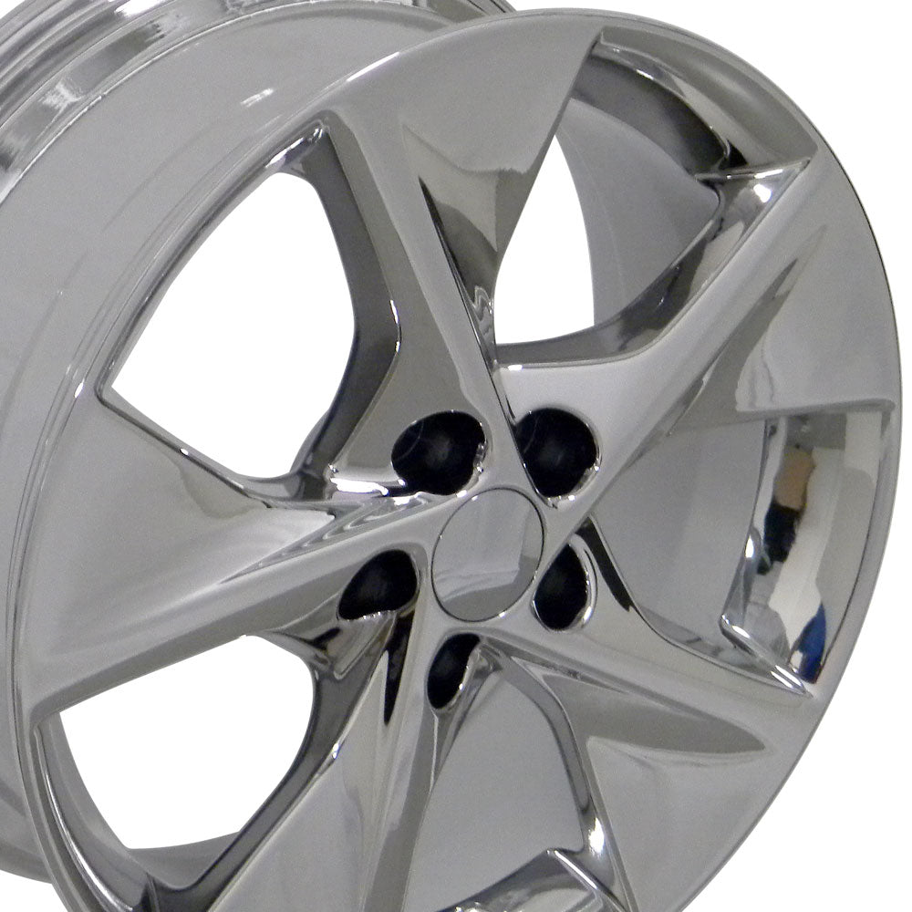 "18"" Fits Toyota - Camry Style Replica Wheel - Chrome 18x7.5 