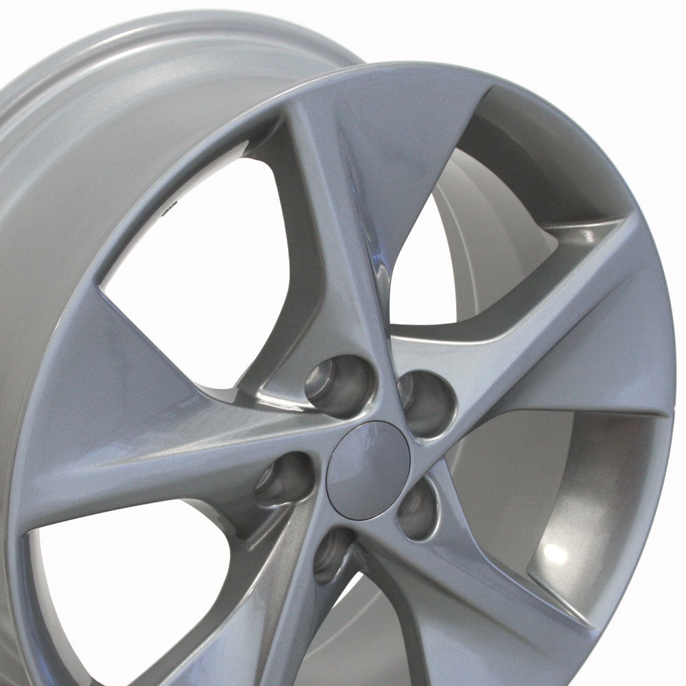 "18"" Fits Toyota - Camry Style Replica Wheel - Gunmetal 18x7.5 