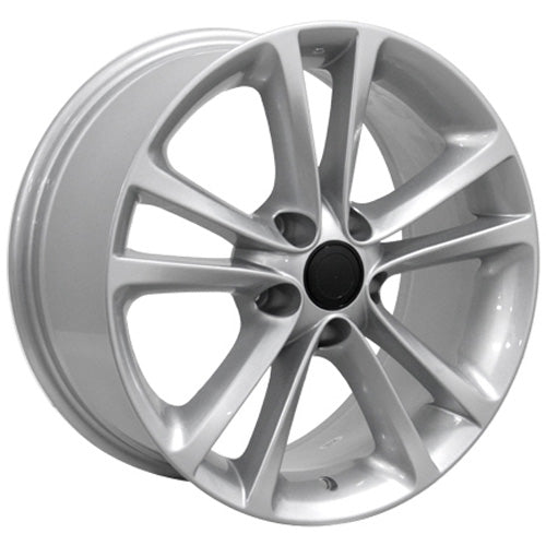 "17"" Volkswagen CC Wheel Replica - Silver 17x8 