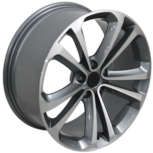 "18"" Fits VW Volkswagen - CC Wheel - Gunmetal 18x8 
