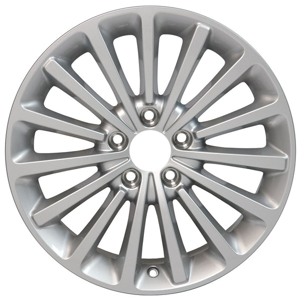 "17"" Volkswagen - Passat OEM Wheel - Silver 17x7 