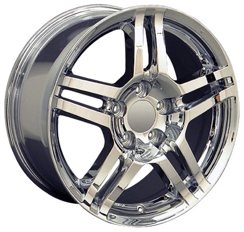 17 Fits Acura - TL Wheel - Chrome 17x8