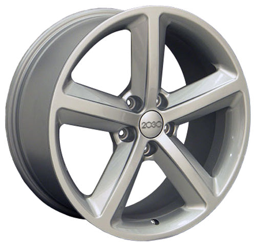 "18"" Fits Audi - A5 Wheel - Silver 18x8 