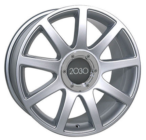 "18"" Fits Audi - RS4 Wheel - Silver 18x8 