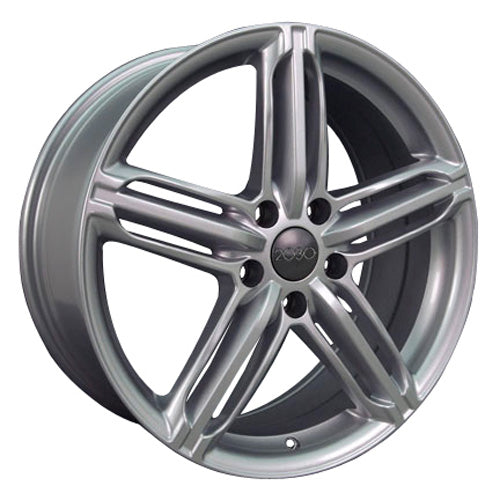 "18"" Fits Audi - RS6 Wheel - Silver 18x8 