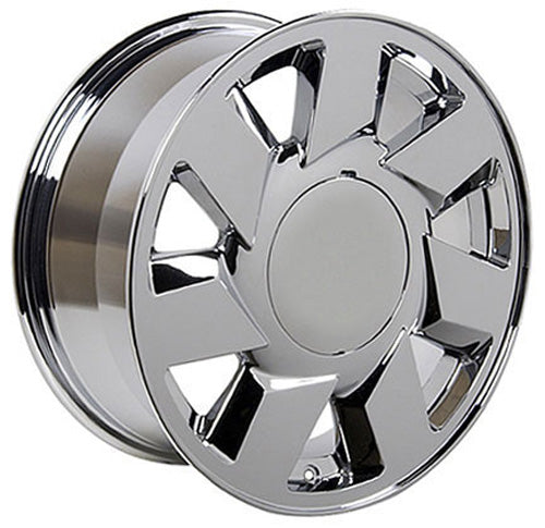 "17"" Fits Cadillac - DTS Wheel - Chrome 17x7.5 