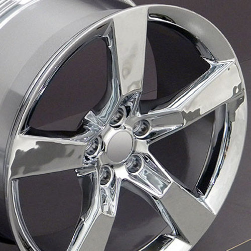 "20"" Fits Camaro - SS Style Replica Wheel - Chrome 2x9 