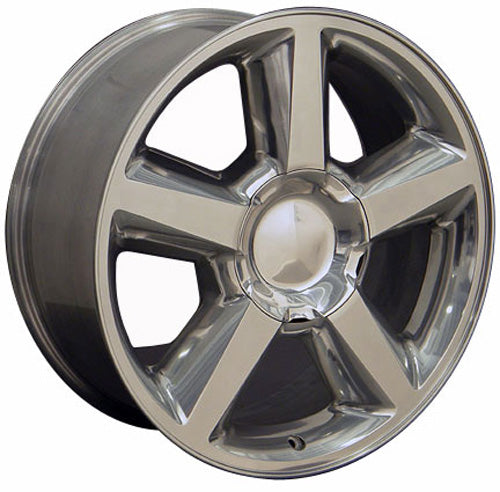 "22"" Fits GMC - Tahoe Wheel - Polished 22x9 