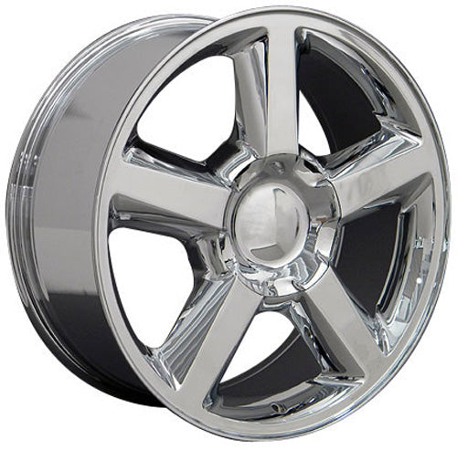 "22"" Fits GMC - Tahoe Wheel - Chrome 22x9 