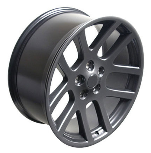 "22"" Fits Dodge - Ram SRT Wheel - Gunmetal 22x1 