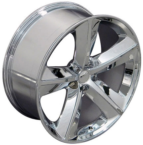 "20"" Fits Dodge - Challenger SRT Wheel - Chrome 2x9 